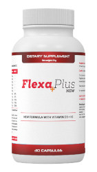 Flexa Plus New kaina