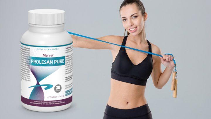 Prolesan Pure – komentarai, kaina, testas, poveikiai