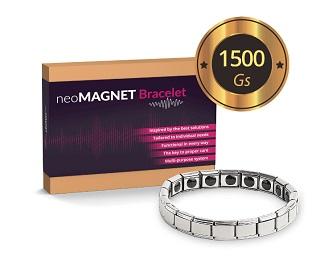 NeoMagnet Bracelet kaina