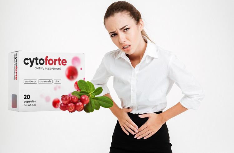 Cyto Forte – atsiliepimai, vaistinė, kur pirkti, poveikiai