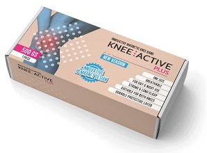 Knee Active plus kaina