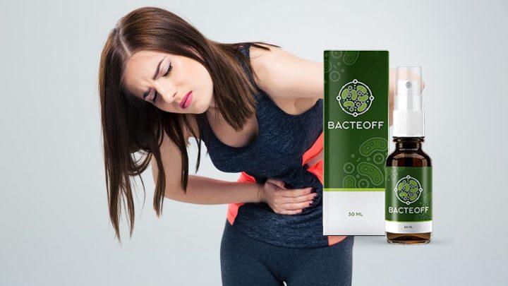 BacteOFF – atsiliepimai, vaistinė, kur pirkti, poveikiai
