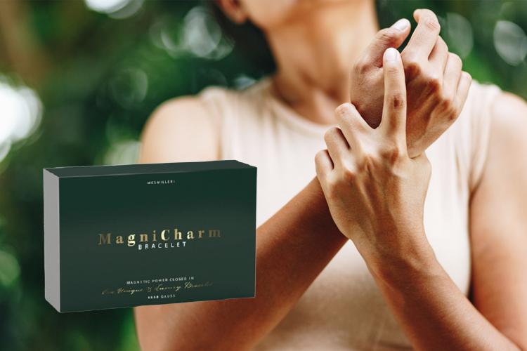 MagniCharm Bracelet – ar tai veikia, atsiliepimai, vaistinė