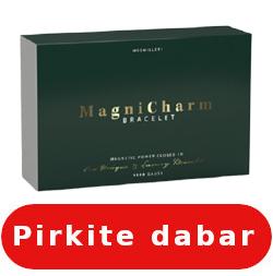 magnicharm bracelet vaistinė